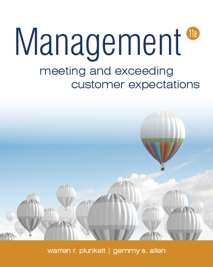 Management Meeting and Exceeding Customer Expectations, 11th Edition, Gemmy Allen and Warren Plunkett