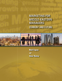 Marketing for Middle Eastern Managers by Noel Capon and Omar Ramzy