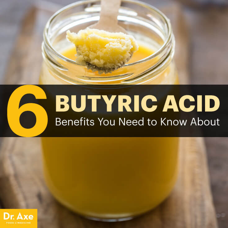 6 Butyric Acid Benefits You Need to Know About Butyric Acid