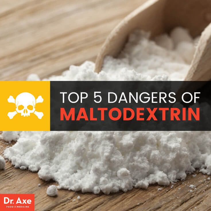 Top 5 Dangers of Maltodextrin