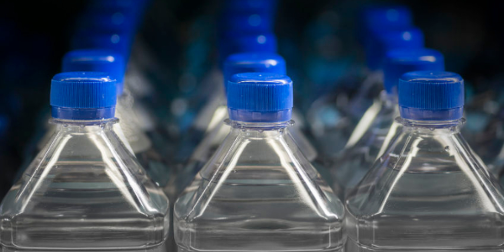 Microplastic Contamination Found in Most Major Brands of Bottled Water Globally
