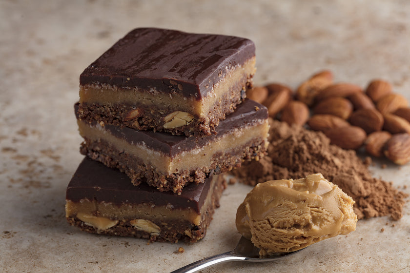 No-Bake Peanut Butter Cup Bars