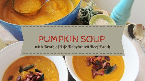 Roast Pumpkin Soup