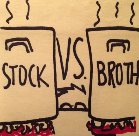 Bone Broth vs Stock