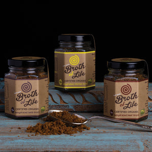 Bone Broth Sample Pack (organic)