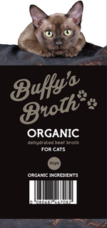 Buffy's Broth for Cats