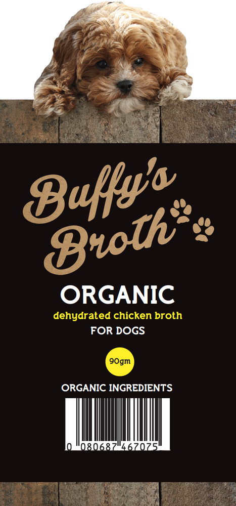 Buffy's Broth for Dogs