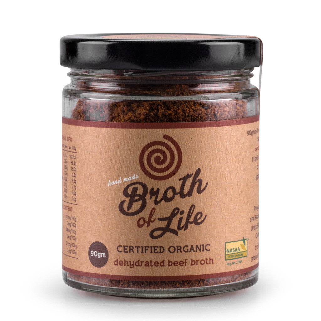 Beef Bone Broth (organic)