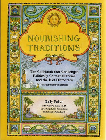 Nourishing Traditions (BOOK ONLY)