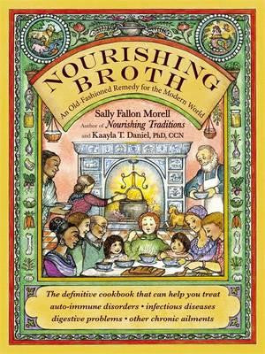 Nourishing Broth (BOOK ONLY)