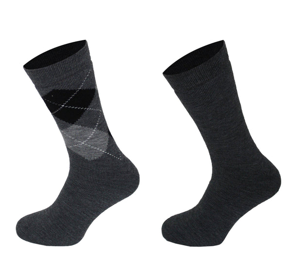 106 - Men's Thermo Socks (2 pack)