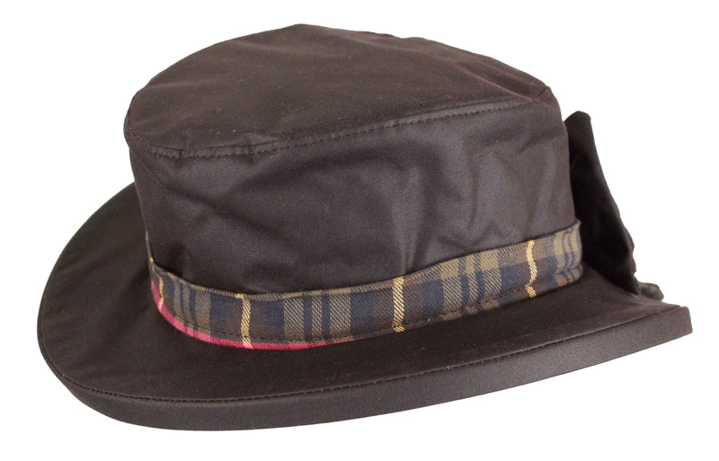 HW33 - Women's Thelma Wax Hat - Oxford Blue