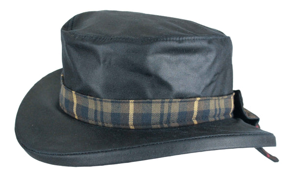 HW33 - Women's Thelma Wax Hat - NAVY - Oxford Blue