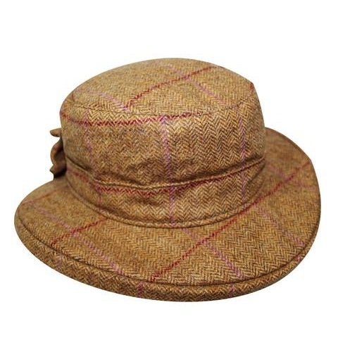 HW45 - Women's Thelma Tweed Hat