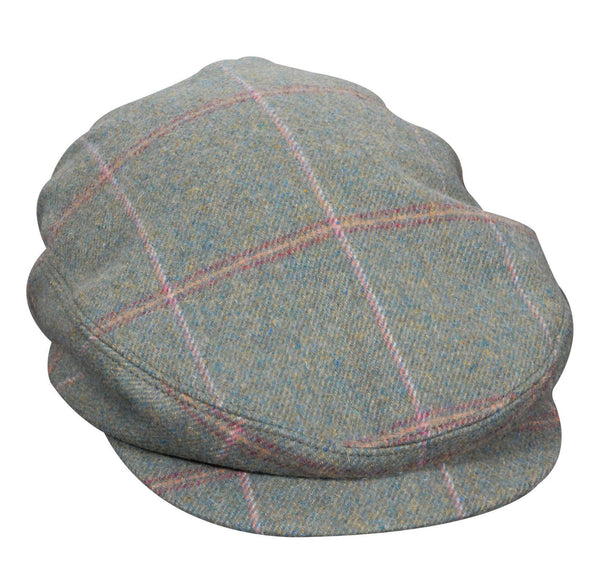 HW57 - Women's Helmsley Cap - HEATHER - 15 - Oxford Blue