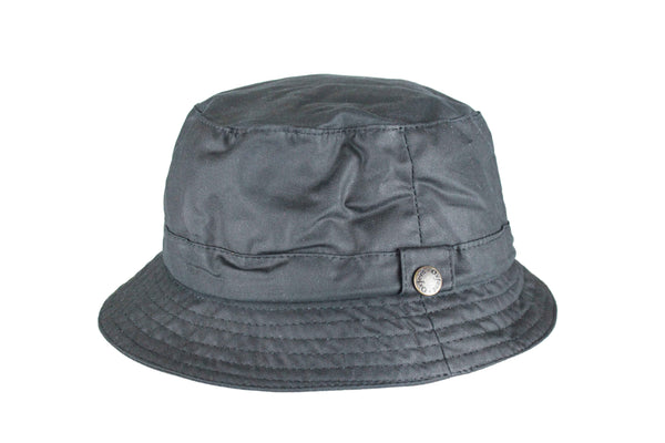 HW77 - Wax Bush Hat - Oxford Blue