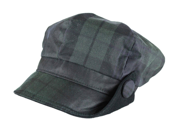 HW90 - Women's Lilly Tartan Wax Hat
