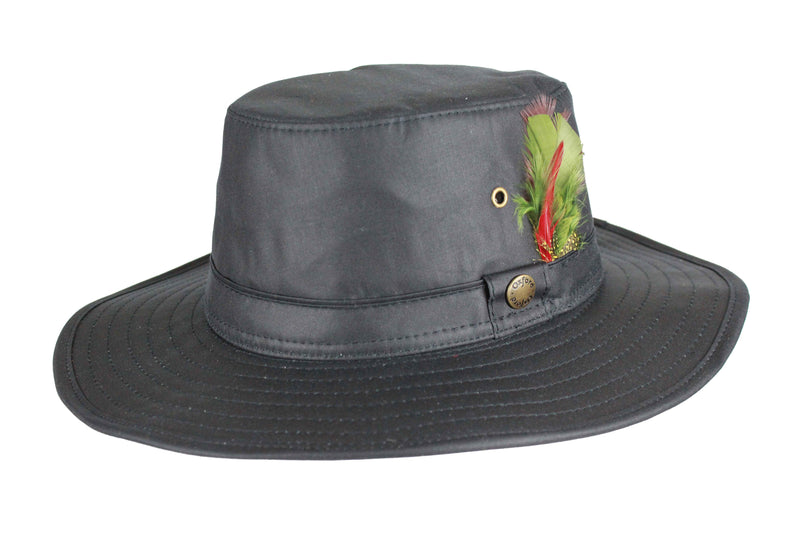 HW91 - Aussie Feather Wax Hat