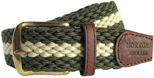 Gresham Woven Elasticated Belt