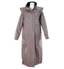 LJ057 - Ladies Rosol Long Cape - DARK BEIGE - Oxford Blue