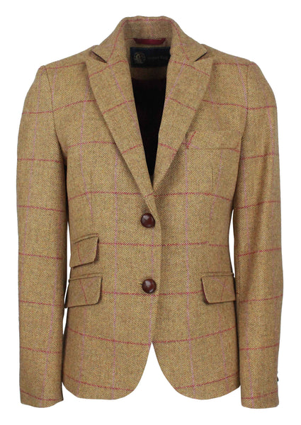 LTW01 - Women's Tweed Blazer