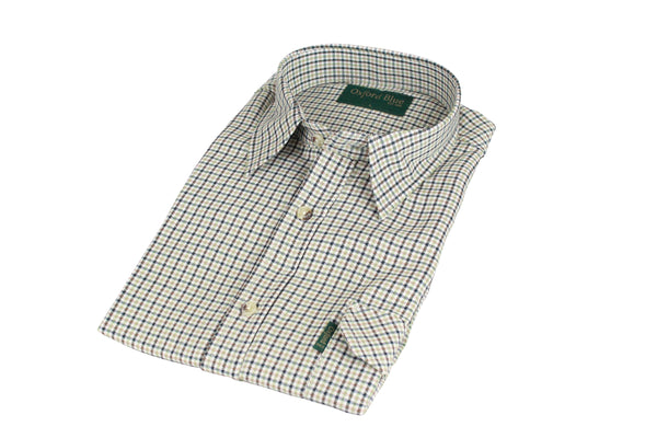 SH2 - Men's Dogstooth Shirt