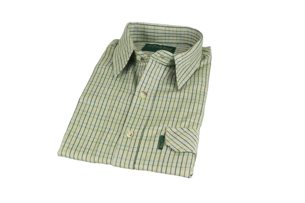 SH27 - Men's York Country Check Shirt