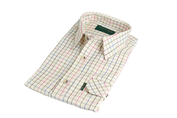 SH36 - Men's Rutland Check Shirt - Oxford Blue
