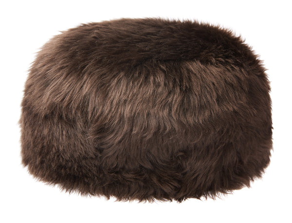 Kelmarsh Sheepskin Hat - Oxford Blue