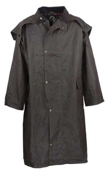 W13 - Men's New Outback Cape