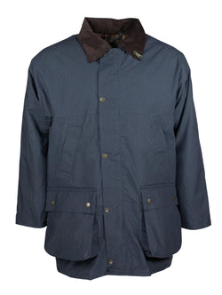 W15 - Men's Countryman Padded Hybrid Aero Jacket - Oxford Blue
