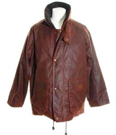 W18K - Men's Knightsbridge Wax Jacket