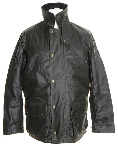 W212 - Men's Chelsea Padded Wax Antique Coat - SALE