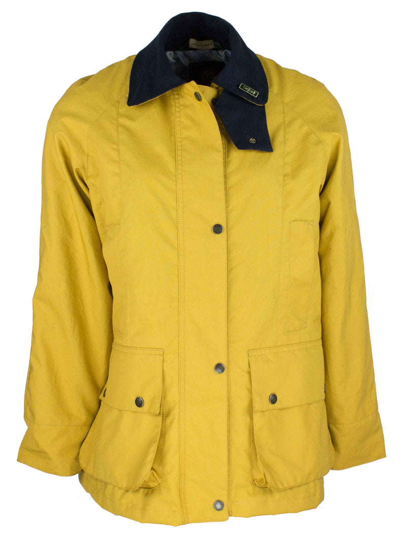 W239 - Women's Burley Discovery - MUSTARD - Oxford Blue