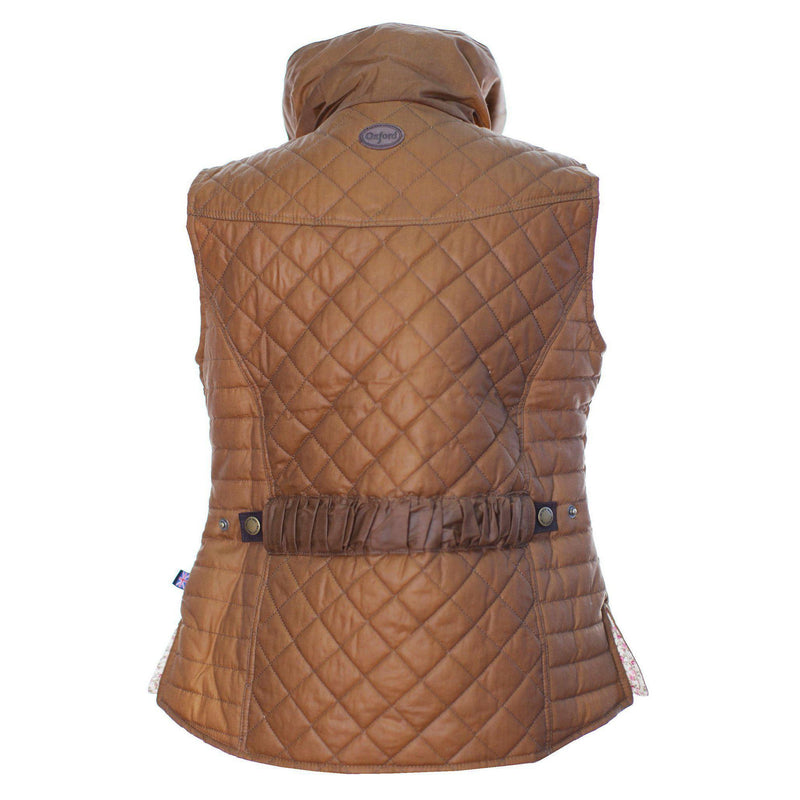 W43 - Women's Brooklyn Wax Gilet