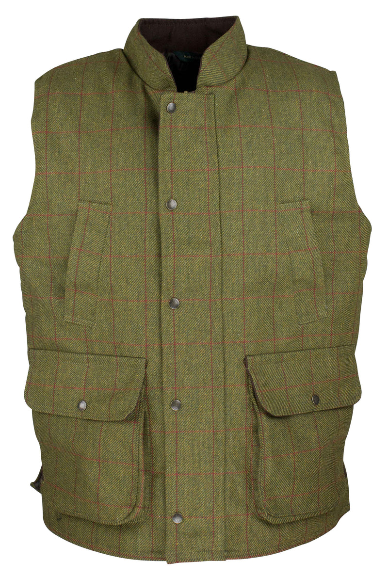 W53 Men's Brampton Gilet - Oxford Blue