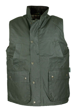 W84 - Men's York Gilet - Oxford Blue