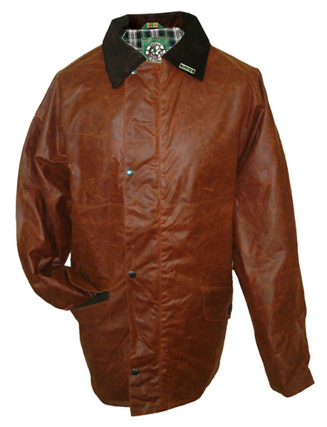W88 - Men's Exeter Wax Jacket