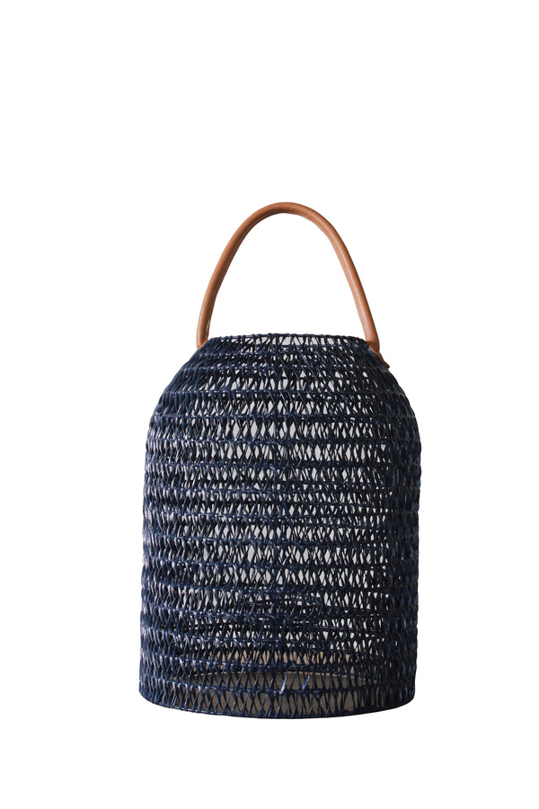 Lantern - Azur (Dark Blue) - Car Weave