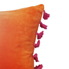 Cushion Cover - Baldu Bright Orange