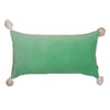 Cushion Cover - Baldu Mint (30x60cm) | Gaya Alegria