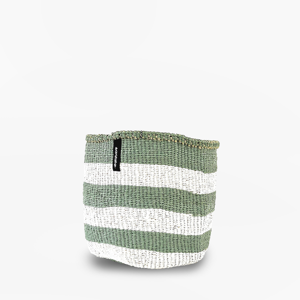 Mono Basket - Adia Light green