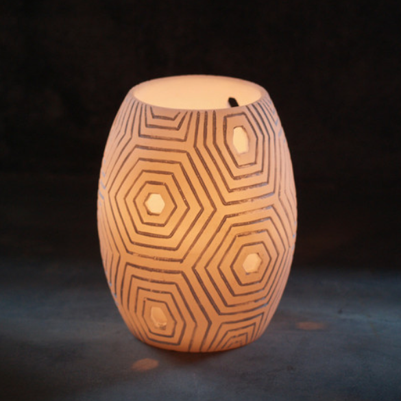 Candle Holder - Alessia | Gaya Alegria
