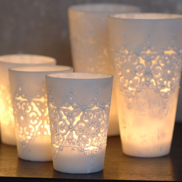 Candle Holder - Amalia | Gaya Alegria