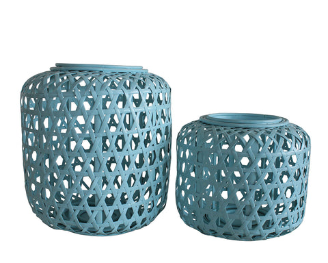Lantern - ALEXIS - Sky Blue  (Small & Large)