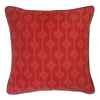 Cushion Cover - Pavo Stripe Orange (S/35x35cm) | Gaya Alegria