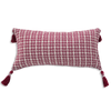 Cushion Cover - Kopi Luak Beet red (30x60cm) | Gaya Alegria