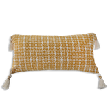 Cushion Cover - Bean Turmeric (30X60cm)-NEW