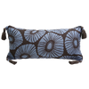 Cushion Cover - Flower Brown (30x60cm) | Gaya Alegria