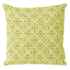 Cushion Cover - Batika Lime Green (M/45x45cm) | Gaya Alegria
